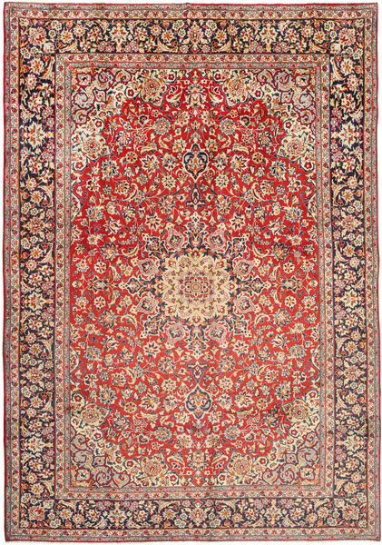 Najafabad Rug 290X420 Authentic  Oriental Handknotted Light Brown/Brown Large (Wool, Persia/Iran)