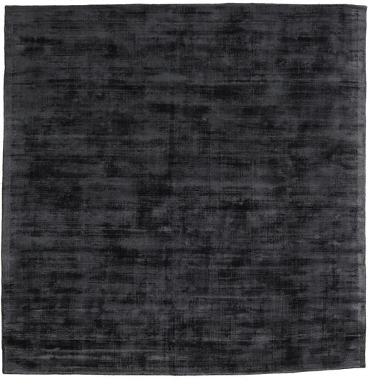 Tribeca - Charcoal Rug 250X250 Modern Square Dark Purple/Dark Grey Large ( India)