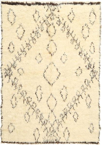 Barchi/Moroccan Berber - パキスタン 絨毯 166X236 モダン 手織り ベージュ (ウール, パキスタン)