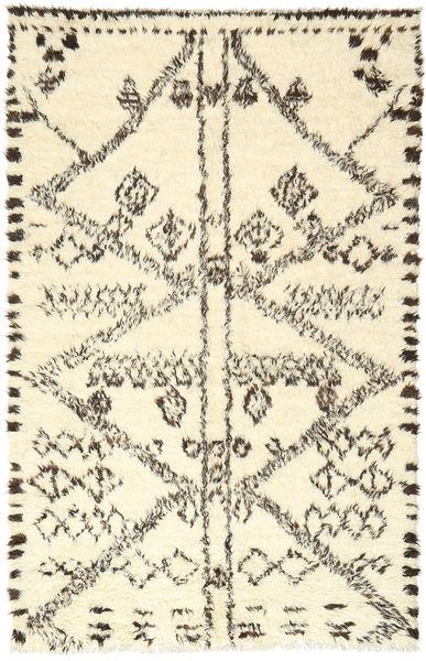 Barchi/Moroccan Berber - Pakistan Matta 178X276 Äkta Modern Handknuten Beige (Ull, Pakistan)
