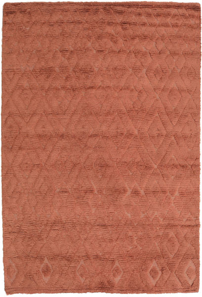 Soho Soft - Terracotta Tapis 170X240 Moderne Marron Clair/Rouille/Rouge (Laine, Inde)