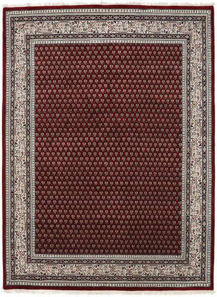 Mir Indo Rug 248X304 Authentic  Oriental Handknotted Dark Red/Dark Brown (Wool, India)