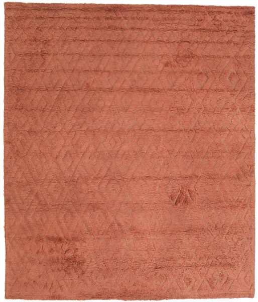 Soho Soft - Terracotta Rug 250X300 Modern Light Brown/Rust Red Large (Wool, India)