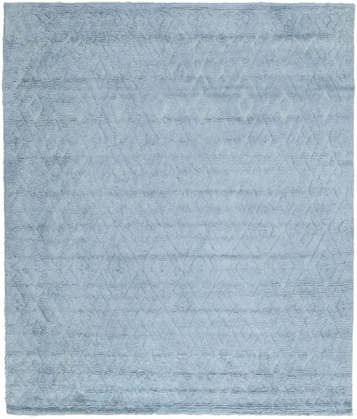 Soho Soft - Sky Sininen Matto 250X300 Moderni Vaaleansininen Isot (Villa, Intia)