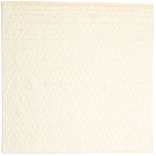 Soho Soft - Cream Rug 250X250 Modern Square Beige Large (Wool, India)