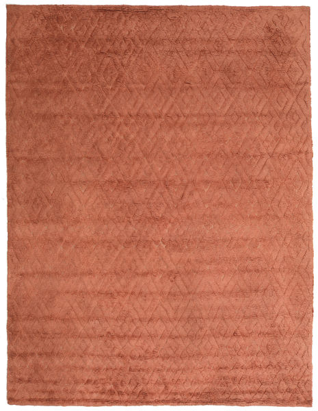 Soho Soft - Terracotta Rug 300X400 Modern Light Brown/Rust Red Large (Wool, India)