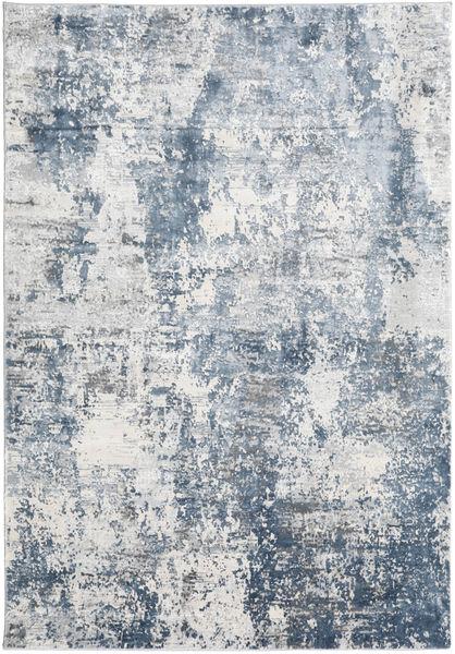 Triad - Grey/Blue Rug 160X230 Modern Light Grey/White/Creme/Light Blue ( Turkey)