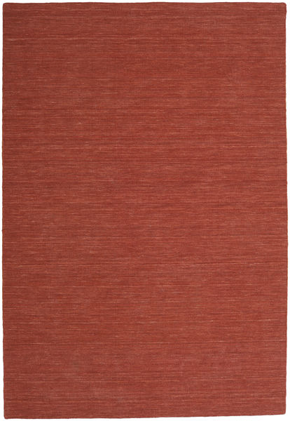 Koberec Kelim loom - Červenožlutá CVD21164