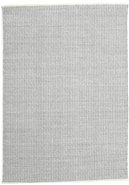 Alva - Hvid / Sort tæppe CVD21220