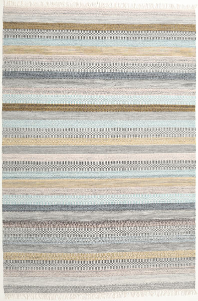 Ester Rug 220X320 Authentic  Modern Handwoven Beige/Light Grey (Wool, India)
