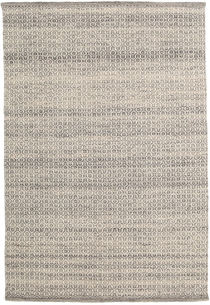 Alva - Bruin / Wit tapijt CVD21251