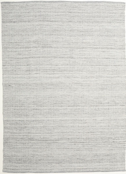 Alva - Grey/White Rug 250X350 Authentic  Modern Handwoven Beige/Light Grey Large (Wool, India)