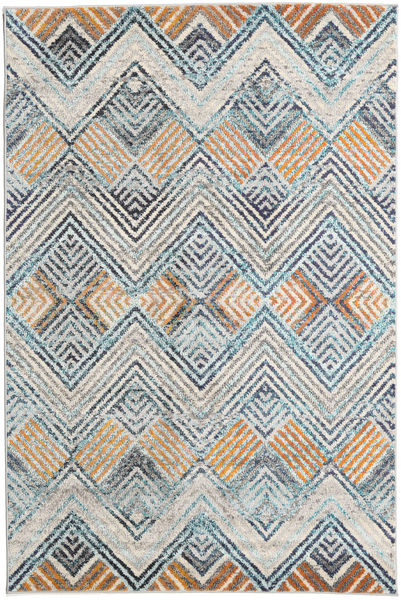 Missonia Rug 140X200 Modern Light Grey/Light Blue ( Turkey)