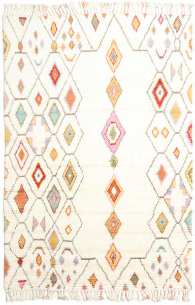 Hulda Matto 200X300 Moderni Käsinsolmittu Beige (Villa, Intia)