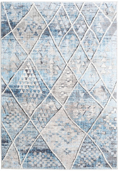 Zentax Rug 160X230 Modern Light Grey/Light Blue ( Turkey)