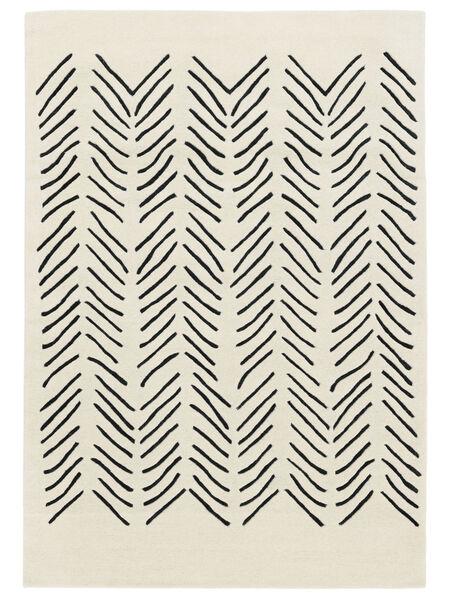 Scandic Lines - 2018 Rug 200X300 Modern Beige/White/Creme (Wool, India)