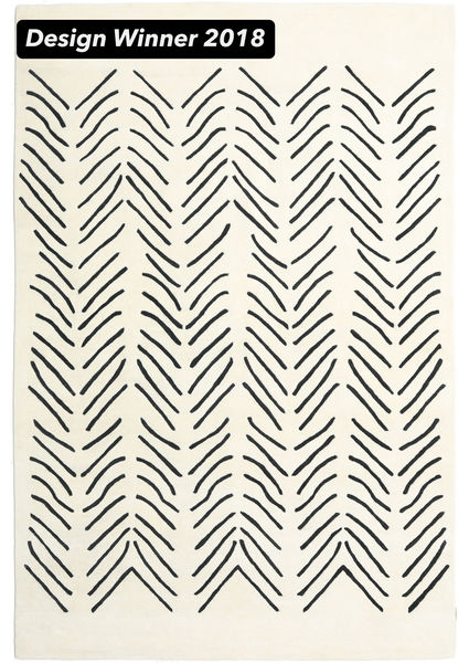 Scandic Lines - 2018 Rug 250X350 Modern Beige Large (Wool, India)