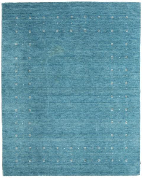 Loribaf Loom - Secundario Alfombra 190X240 Moderna Azul Turquesa/Azul (Lana, India)