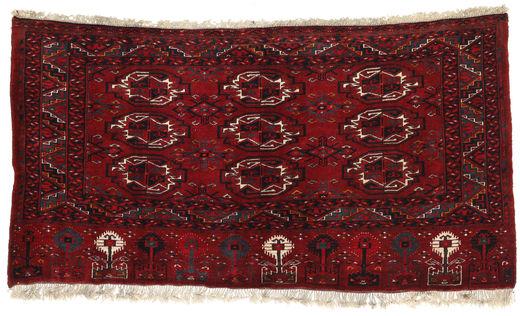 Afghan Khal Mohammadi Rug 87X155 Authentic  Oriental Handknotted Dark Red/Dark Brown (Wool, Afghanistan)