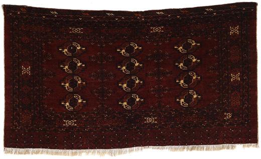 Afghan Khal Mohammadi Vloerkleed 97X175 Echt Oosters Handgeknoopt Donkerbruin (Wol, Afghanistan)