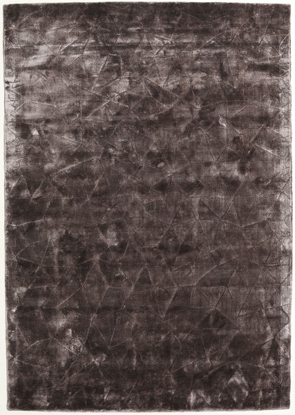 Crystal - Chocolate Rug 140X200 Modern Dark Brown/Light Brown ( India)