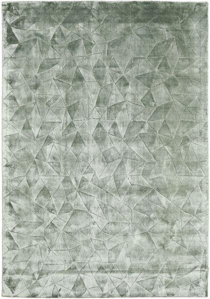 Crystal - Frosty Green Szőnyeg 160X230 Modern Sötétszürke/Világosszürke ( India)