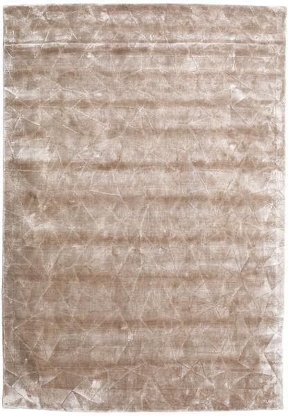Crystal - Soft_Beige Matto 160X230 Moderni Vaaleanharmaa/Ruskea ( Intia)