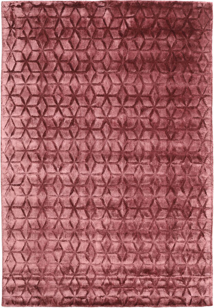 Diamond - Burgundy Vloerkleed 160X230 Modern Donkerrood/Roestkleur ( India)