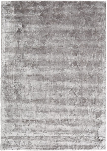 Crystal - Soft Grey Szőnyeg 160X230 Modern Világosszürke/Sötétszürke ( India)