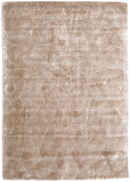 Crystal - Soft_Beige Tapis 240X340 Moderne Gris Clair/Marron Clair ( Inde)
