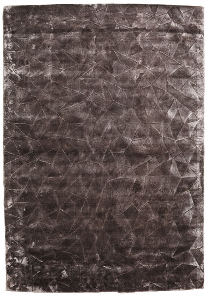 Crystal - Chocolate Rug 240X340 Modern Dark Brown/Light Brown ( India)