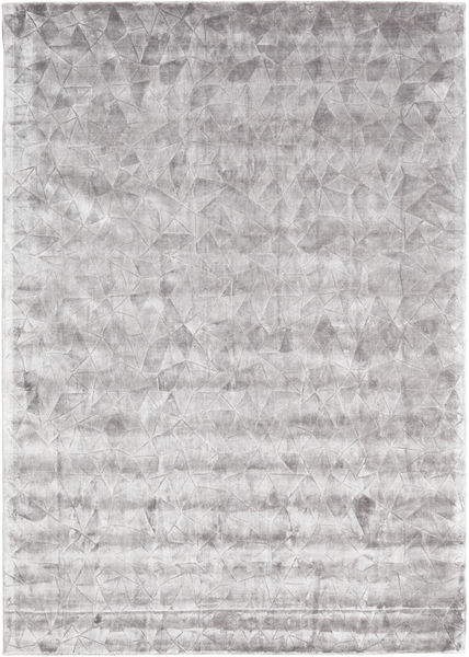 Crystal - Soft Grey Rug 240X340 Modern Light Grey ( India)