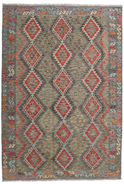 Kelim Afghan Old style Teppich ABCZC390