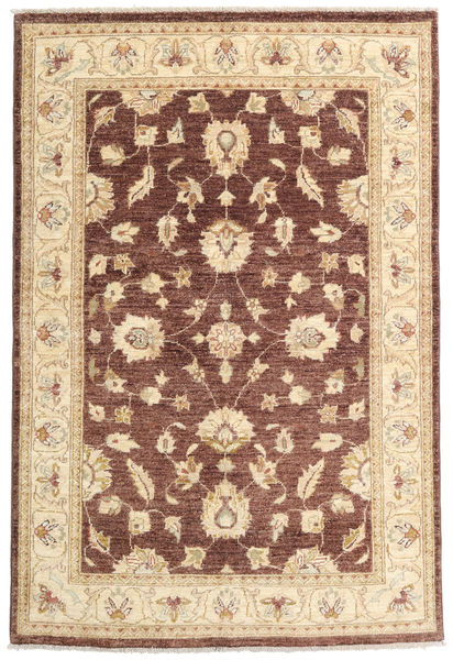 Ziegler Ariana Rug 119X178 Authentic  Oriental Handknotted Light Brown/Beige (Wool, Afghanistan)