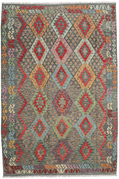 Kelim Afghan Old style-matto ABCZC252