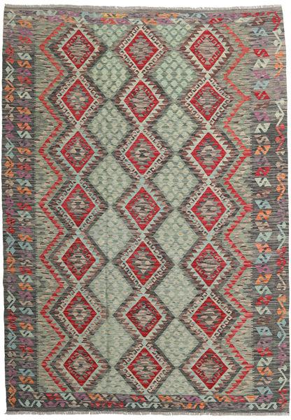 Kelim Afghan Old style matta ABCZC253