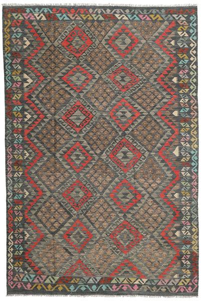 Kelim Afghan Old style matta ABCZC255
