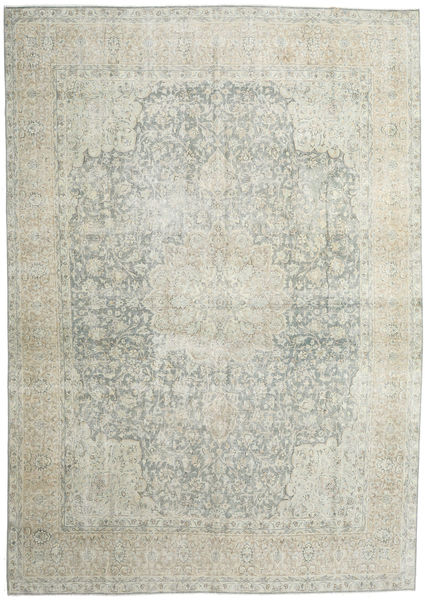 Vintage Heritage Rug 304X434 Authentic  Modern Handknotted Light Grey/Beige Large (Wool, Persia/Iran)