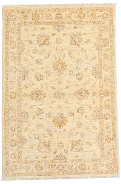 Ziegler Ariana Rug 112X172 Authentic  Oriental Handknotted Beige/Light Brown (Wool, Afghanistan)