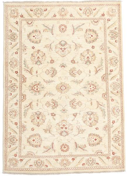 Ziegler Ariana Rug 121X174 Authentic  Oriental Handknotted Beige/Light Pink (Wool, Afghanistan)