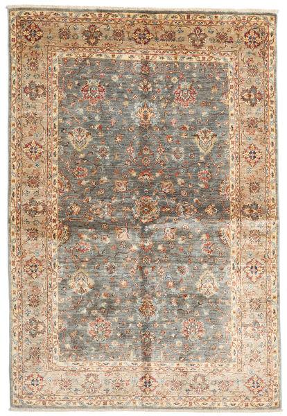 Ziegler Ariana 絨毯 141X209 オリエンタル 手織り 薄茶色/ベージュ (ウール, アフガニスタン)