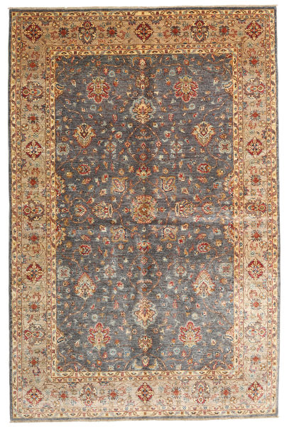 Ziegler Ariana Teppe 177X269 Ekte Orientalsk Håndknyttet Brun/Lysbrun (Ull, Afghanistan)