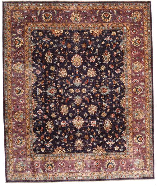 Ziegler Ariana Rug 246X296 Authentic  Oriental Handknotted Dark Red/Dark Blue (Wool, Afghanistan)