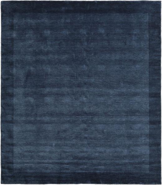Handloom Frame - Azul Oscuro Alfombra 250X300 Moderna Azul Oscuro/Azul Grande (Lana, India)