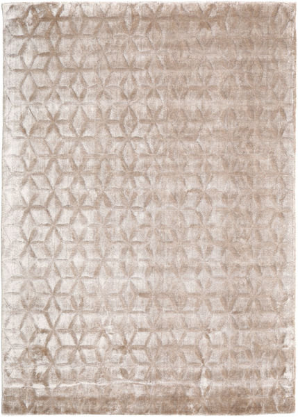 Diamond - Soft_Beige Covor 140X200 Modern Gri Deschis/Bej-Crem ( India