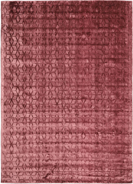 Diamond - Burgundy Rug 240X340 Modern Dark Red/Rust Red ( India)