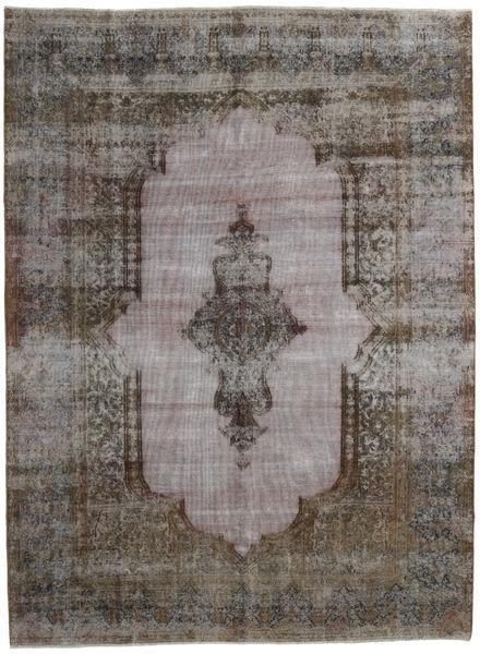 Vintage Heritage Rug 285X387 Authentic  Modern Handknotted Dark Grey/Dark Brown Large (Wool, Persia/Iran)