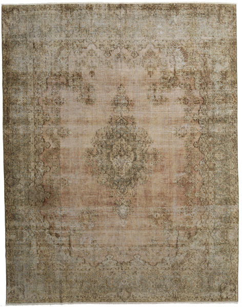 Vintage Heritage Rug 291X374 Authentic  Modern Handknotted Light Brown Large (Wool, Persia/Iran)