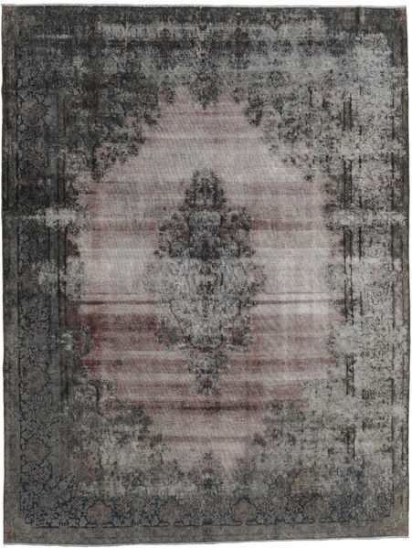 Vintage Heritage Rug 260X347 Authentic  Modern Handknotted Dark Grey/Light Grey Large (Wool, Persia/Iran)