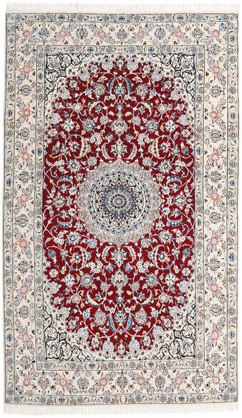 Nain 9La Matto 153X260 Itämainen Käsinsolmittu Beige/Valkoinen/Creme (Villa/Silkki, Persia/Iran)
